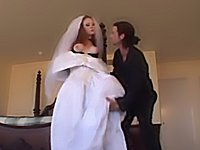 Just married oral slut