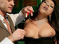 Beautiufl sex slave