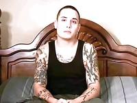Tattoo Boy Ink's First Gay Head