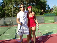 Touchy Feely Tennis