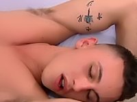 Gay college boys Kye and Bryce Just Wanna Fuck