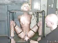 Teen slave Rebecca Blue