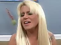 Blonde MILF 2 clip 1