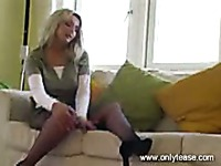 Alexandra W User Uploads video 2