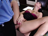 Eva Angelina big-tits-at-work trailer 46