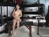 Frankie fucking-machines clip 9