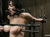 Alia Janine device-bondage part 21