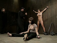 Ariel Carmine device-bondage movie 26