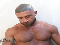 Francois Sagat and Said