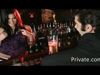 Sexy bar girl