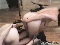Ass to ass