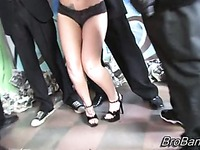 Scarlett Pain bro-bang video 32