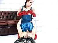 Cindy Rella rubber-penetrations clip 45