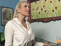 Cala Craves watching-my-mom-go-black clip 21