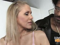 Julia Ann watching-my-mom-go-black trailer 16