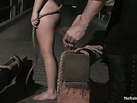 Savannah West the-training-of-o xxx 10