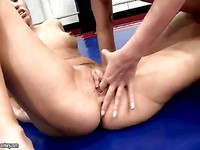 Aleksa Diamond nude-fight-club xxx 37
