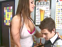 Nika Noire big-tits-at-school movie 28