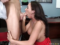 Richelle Ryan big-tits-at-work trailer 29