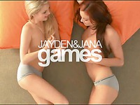 Lesbian erotica with Jayden and Jana