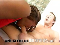 Black wife ass fucked by white guy