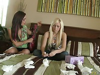 Angelina Ash Hot and Mean video 16