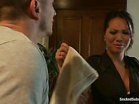 Asa Akira Sex and Submission video 17