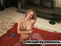 Desirae Spencer Naughty At Home clip 35