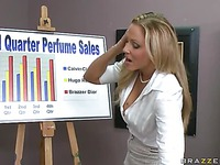 Julia Ann Big Tits At Work video 6
