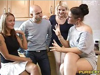 Amber Leigh Pure CFNM clip 8