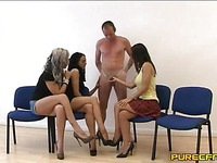 Amy Anderson Pure CFNM movie 22