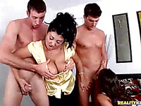 Jaylene Rio CFNM Secret part 10