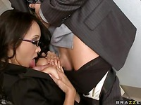 Katsuni Big Tits At Work xxx 19