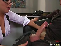 Sophia Lomeli Big Tits At Work clip 41