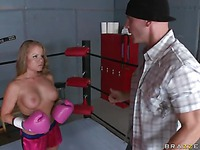 Nikki Delano Big Tits In Sports clip 34