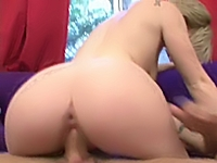 Cute teen earning cash 2