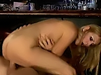 Boning in a bar 2 movie 1