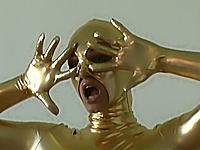 Gold Spandex