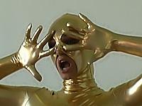 Gold Spandex